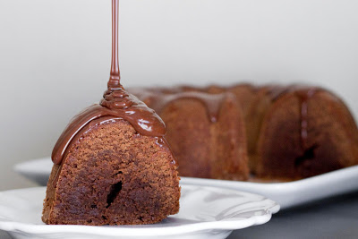 Homemade Tunnel of Fudge Cake | My Name Is Snickerdoodle