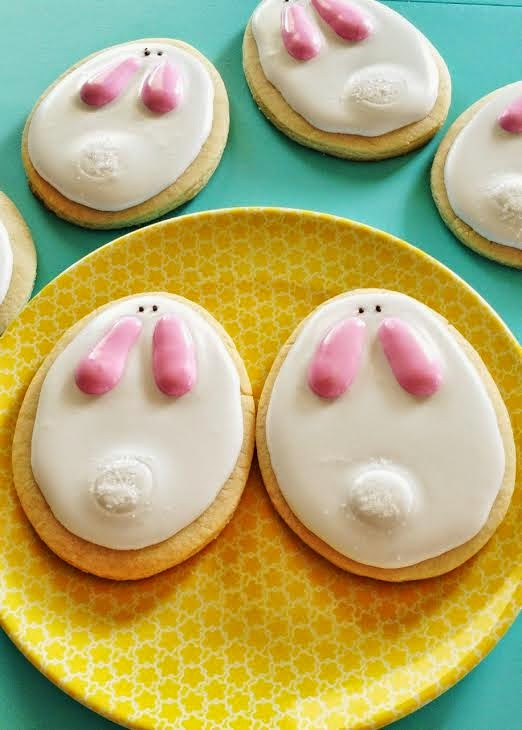 Bunny Sugar Cookies | My Name Is Snickerdoodle