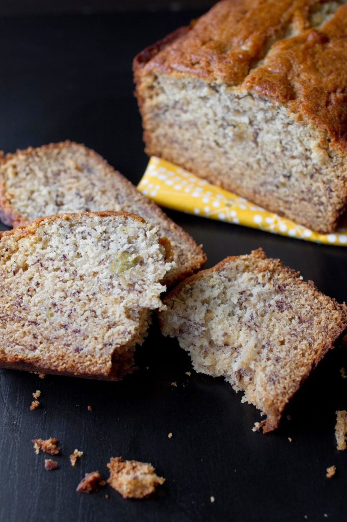 Banana Bread   My Name Is Snickerdoodle