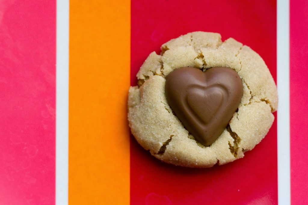 My Heart Melts For You Cookies | My Name Is Snickerdoodle