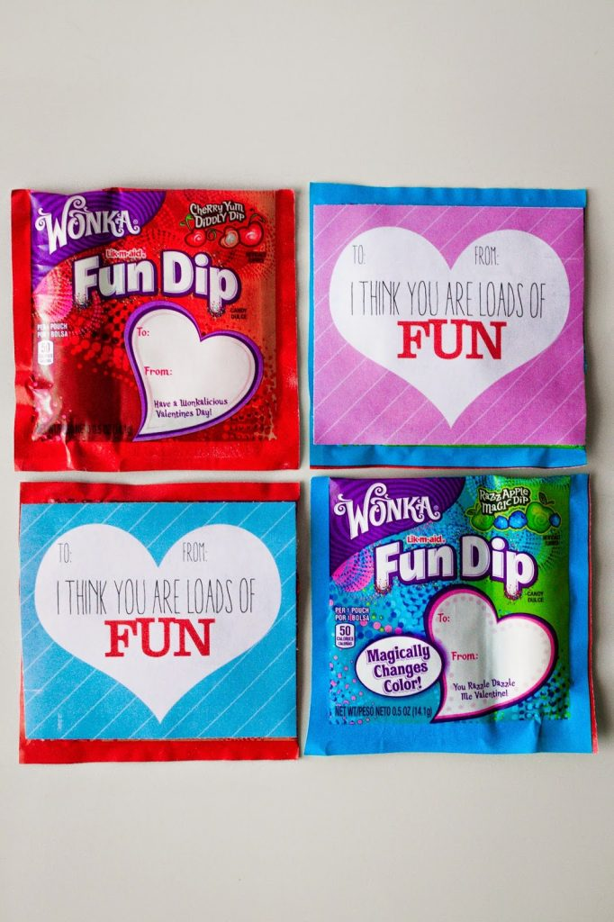 All you have to do is print, cut and paste these super FUN (and free) Valentine printables!  |  My Name Is Snickerdoodle