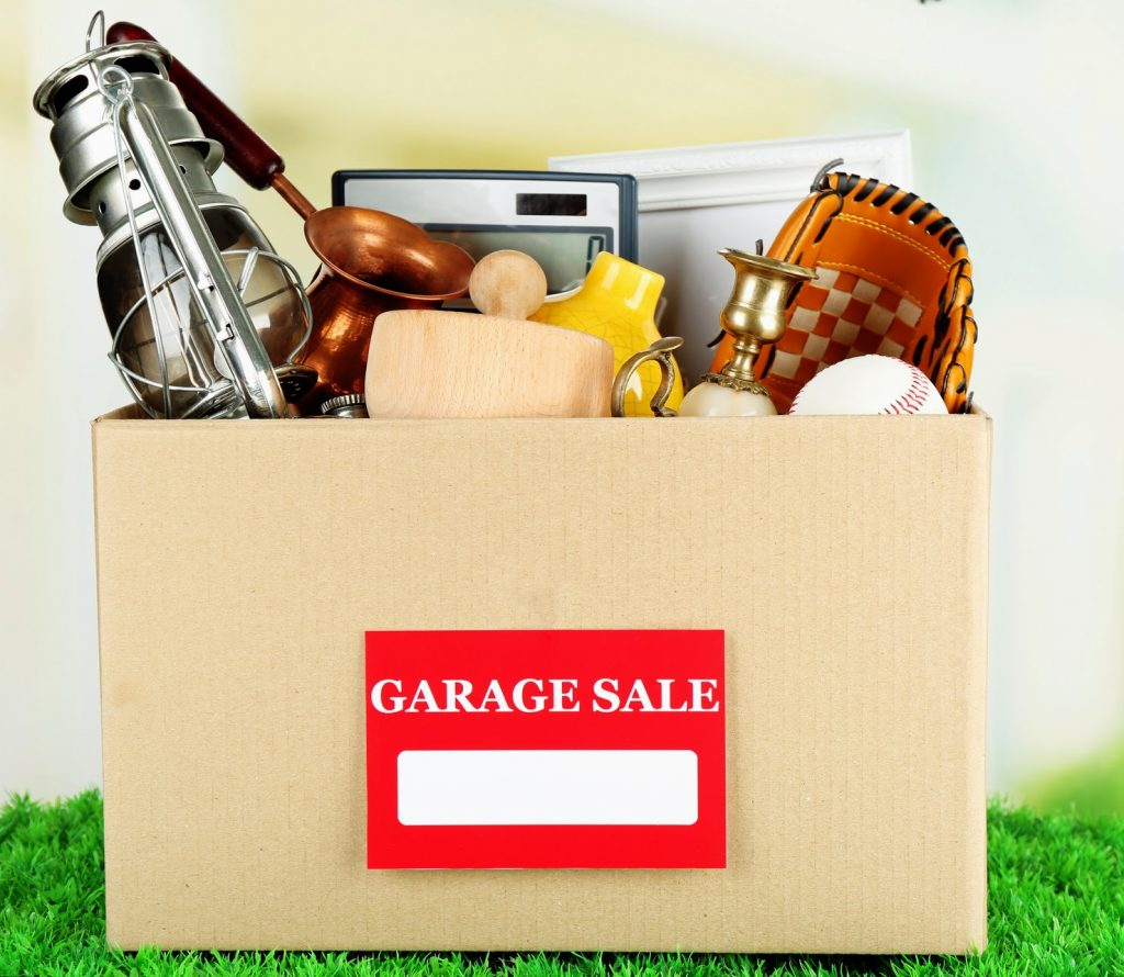 How to get your garage organized for spring!  |  mynameissnickderdoodle.com
