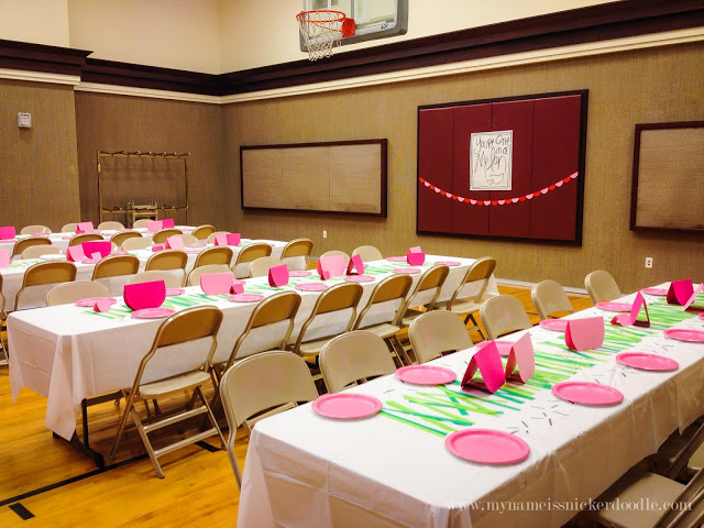 A super fun theme for a LDS Relief Society dinner or enrichment night!  You're One In A Melon theme is perfect for summer.  |  mynameissnickerdoodle.com