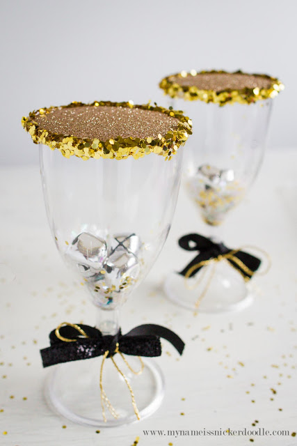 Cup of Cheerful Noise Makers! Such a fun craft for a kid's New Year's Eve noisemaker! | mynameissnickerdoodle.com