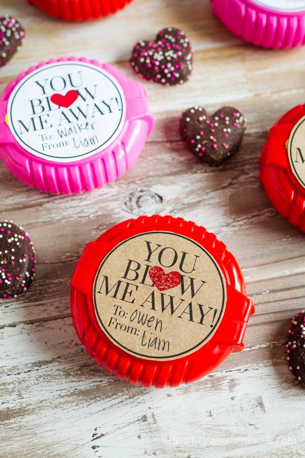 You Blow Me Away Free Valentine Printable My Name Is Snickerdoodle